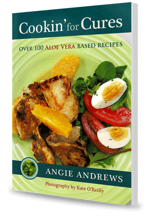 Cookin for Cures by Angie Andrews